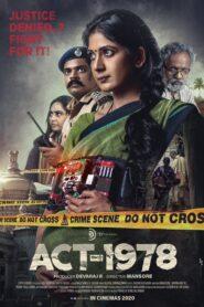ACT-1978 (2020) Sinhala Subtitles