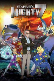 Stan Lee's Mighty 7 (2014) Sinhala Subtitles